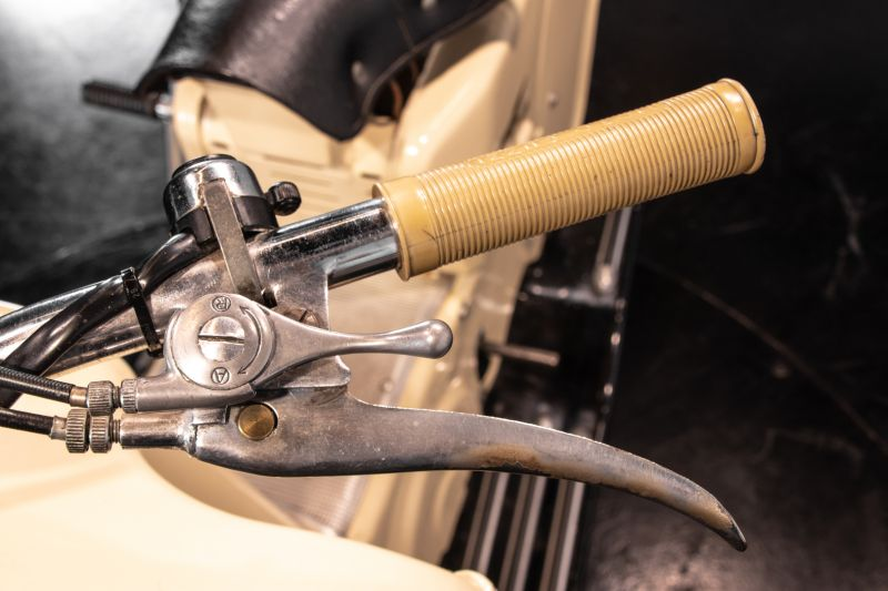 1958 Moto Guzzi Galletto 192 85147