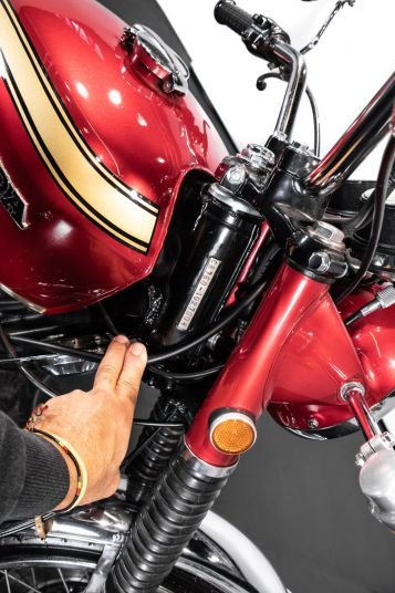 1970 Honda CB 750 Four 83990