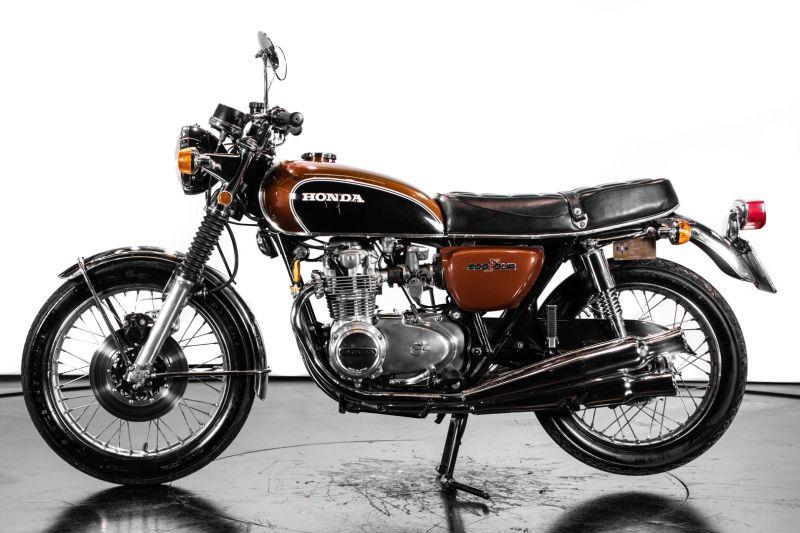 1972 Honda CB 500 Four 84073