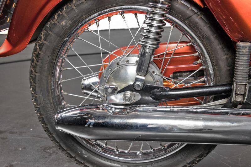 1970 Honda CD 175 36667