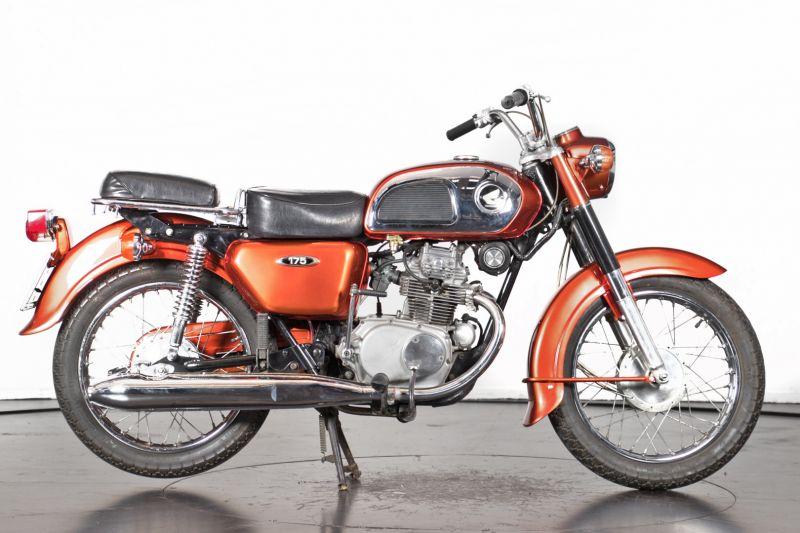 1970 Honda CD 175 36656