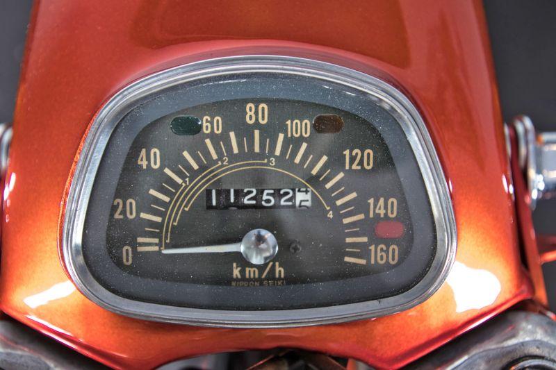 1970 Honda CD 175 36661