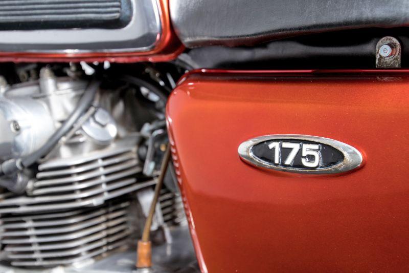 1970 Honda CD 175 36664