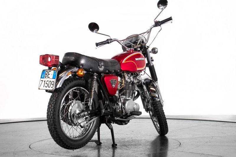 1972 HONDA CL 450 49613
