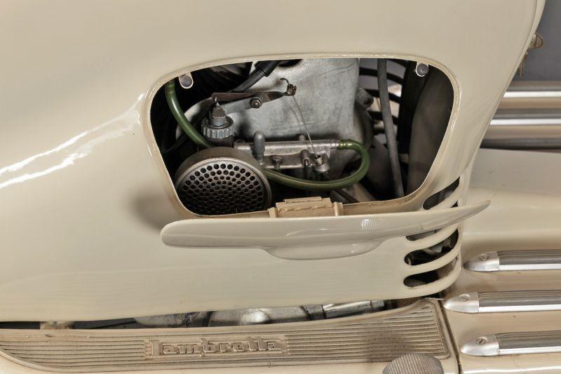 1954 Lambretta 125 LD Electric Start 36731