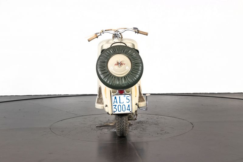 1954 Lambretta 125 LD Electric Start 36723