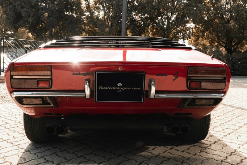 1974 lamborghini Urraco P250S 84712