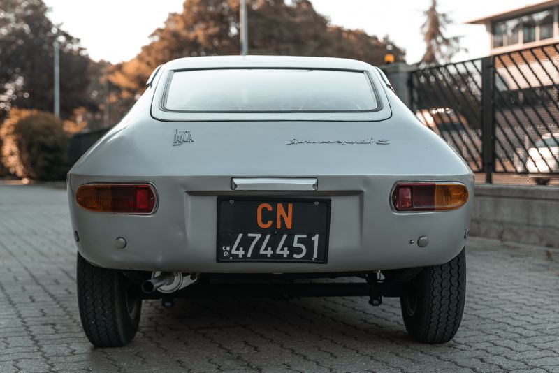 1972 Lancia Fulvia Sport 1.3 S 79367