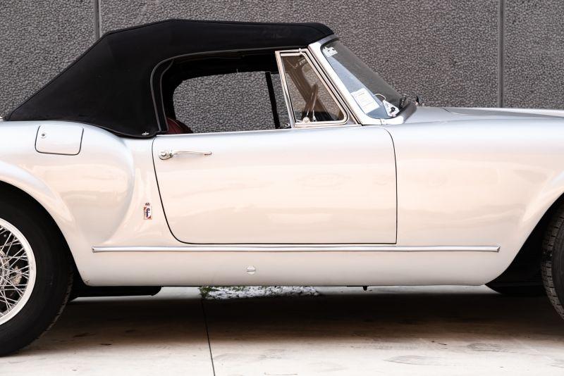 1958 Lancia Aurelia B24 Convertible 58273