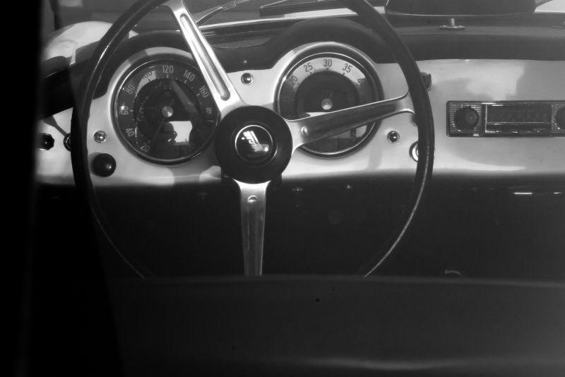 1958 Lancia Aurelia B24 Convertible 58285