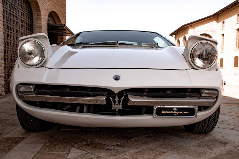 1973 Maserati Merak 61987