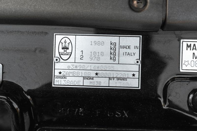 2003 Maserati Spyder 4.2 Cambiocorsa 82989