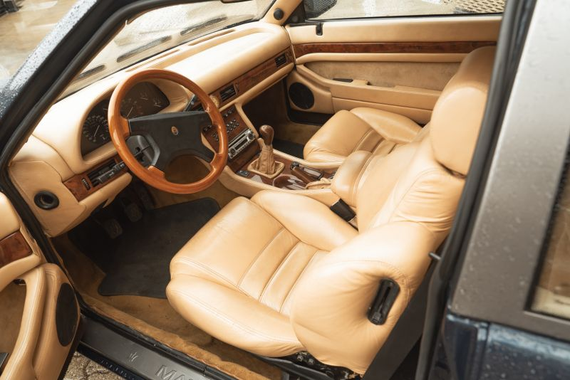 1992 Maserati Ghibli 81400