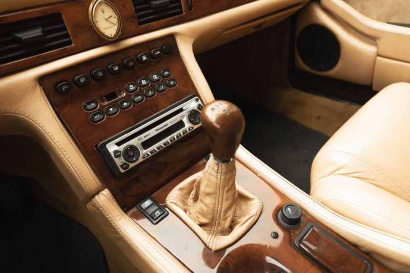 1992 Maserati Ghibli 81405