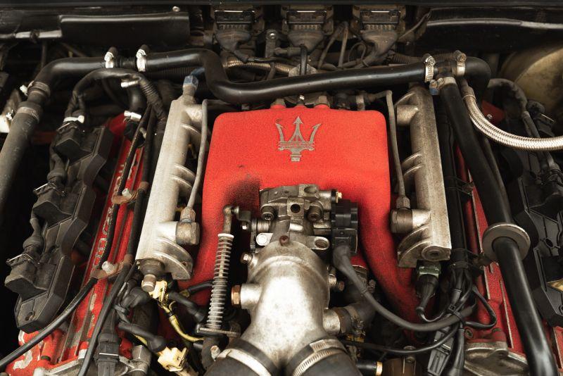 1992 Maserati Ghibli 81422