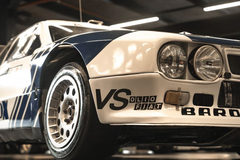 1982 Lancia Rally 037 82127