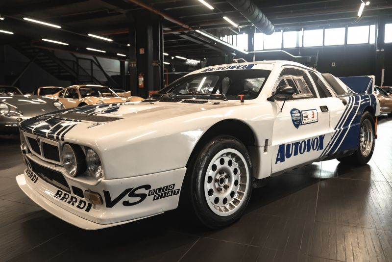 1982 Lancia Rally 037 82121