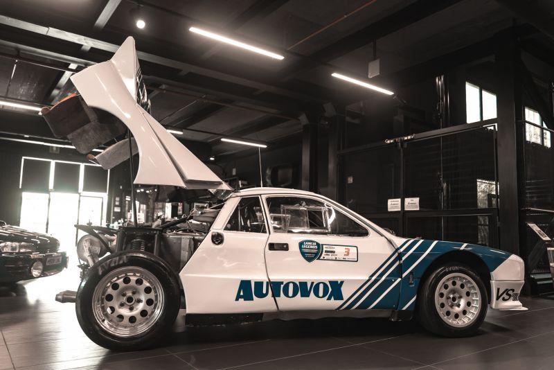 1982 Lancia Rally 037 82117