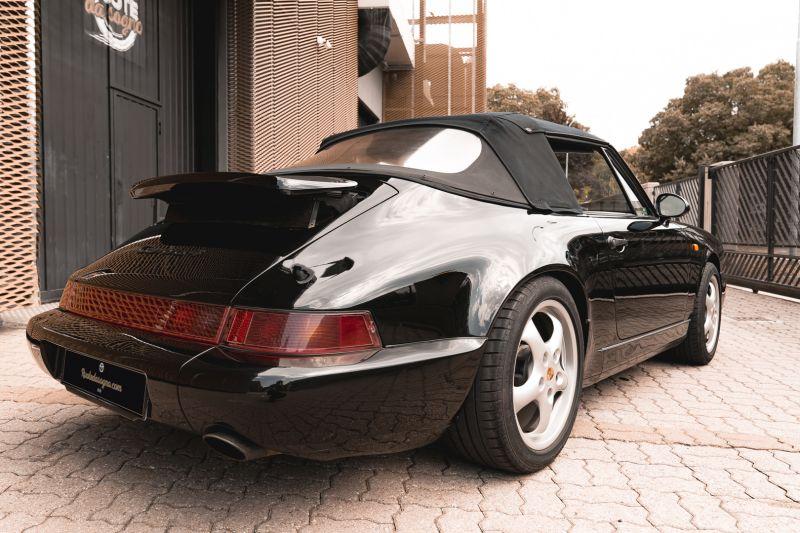 1991 Porsche 911/964 Carrera 4 79224