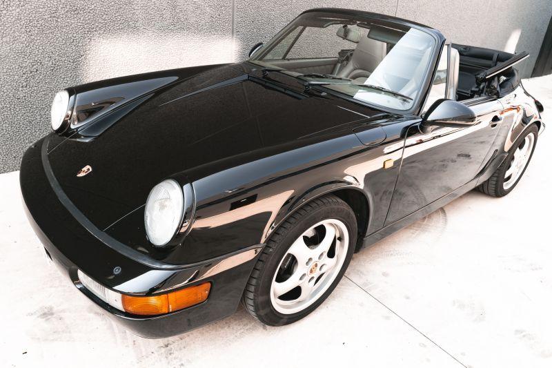 1991 Porsche 911/964 Carrera 4 79227