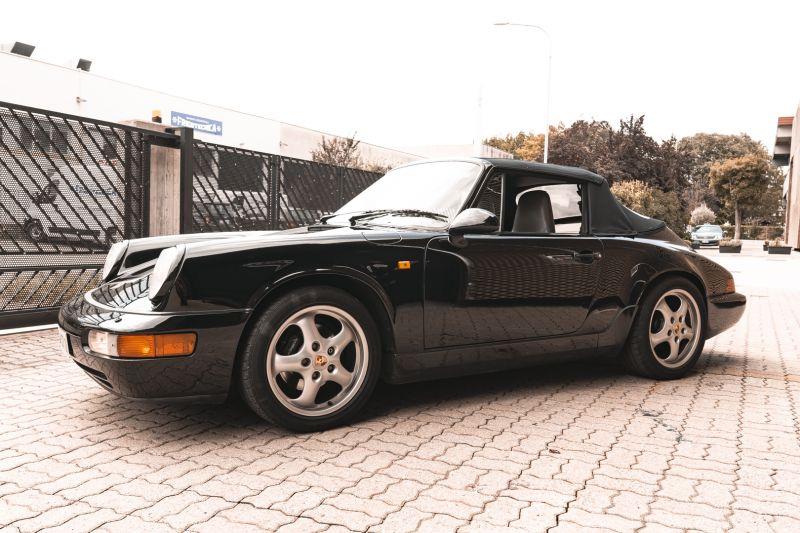 1991 Porsche 911/964 Carrera 4 79225
